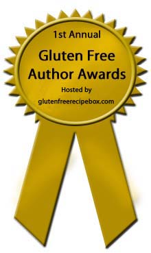 Gluten Free Authors Awards